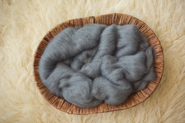 Fluffy Wool (Assorted Colour)