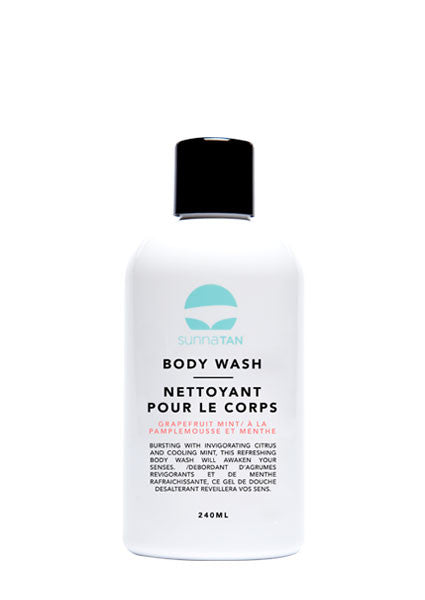 Grapefruit Mint Body Wash