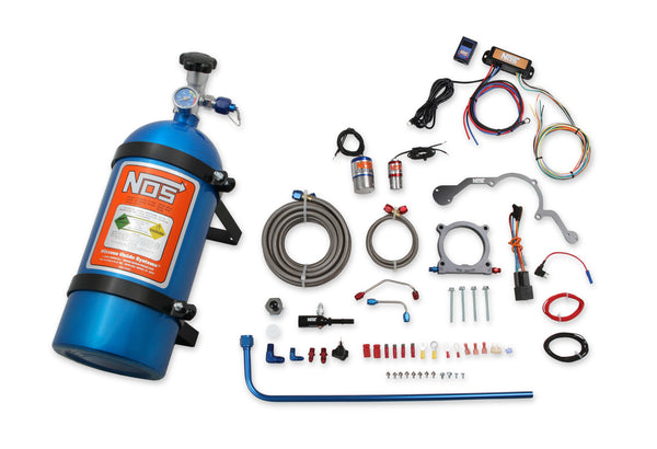 NOS Plate Wet Nitrous System - 2018-2019 Ford Mustang  Coyote - Part# 02127NOS