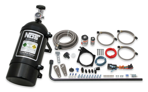 NOS Plate Wet Nitrous System - 1997-2012 GM LS - Part# 05162BNOS