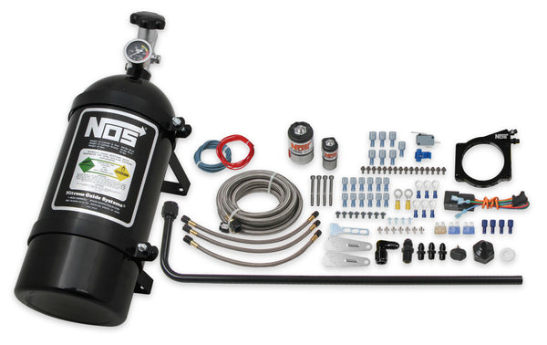 NOS Plate Wet Nitrous System - 1997-2012 GM LS - Part# 05163BNOS