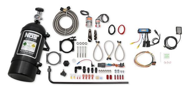 NOS Plate Wet Nitrous System - 1997-2012 GM LS - Part# 05164BNOS