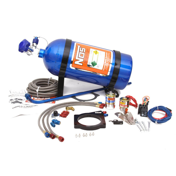 NOS Plate Wet Nitrous System - 1997-2012 GM LS - Part# 05169NOS