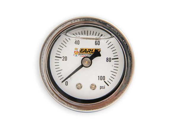 Earls Pressure Gauge - Part# 100187ERL