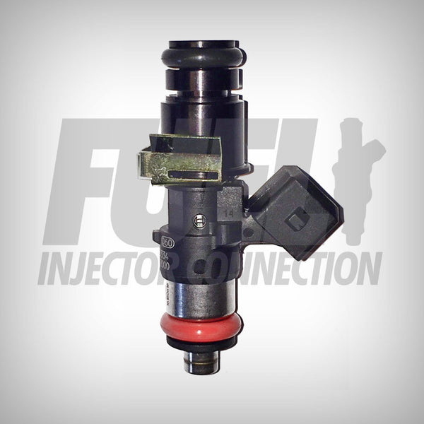 1650 CC All Fuel Performance Injector for Ford - Fuel Injector Connection