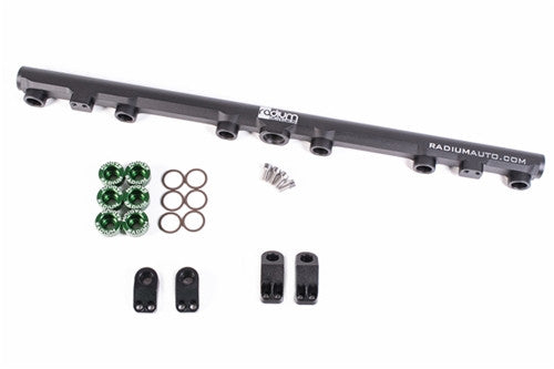 Radium Engineering 92-02 Toyote Supra 2JZ-GTE Fuel Rail Kit