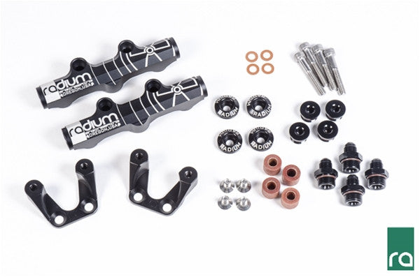 Radium Engineering Top Feed Fuel Rail Upgrade Kit for 99
