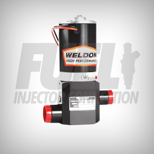 2345-A Weldon Race Pump - Fuel Injector Connection