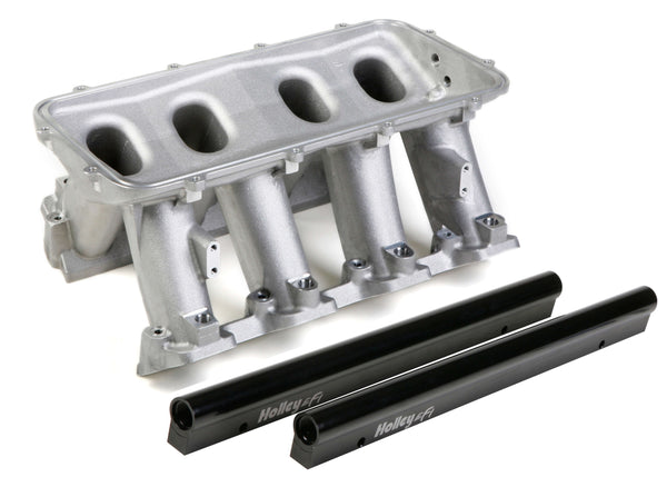 Holley Hi-Ram Lower Manifold - GM LS1/LS2/LS6 - Base Only - Part# 300-227