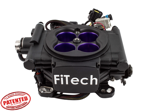 FiTech - Fuel Injector Connection