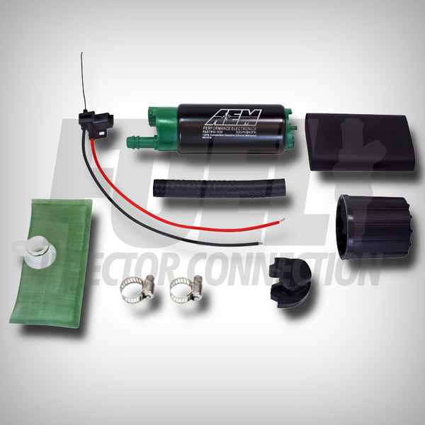 320 LPH E85-Compatible High Flow In-Tank Fuel Pumps (Offset Inlet)