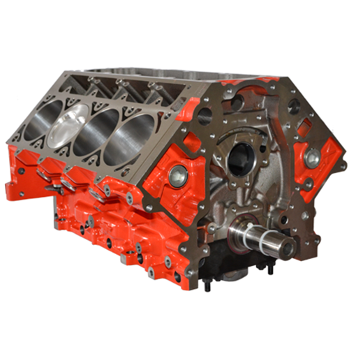 TSP 416 C.I.D. LSx Long-Block