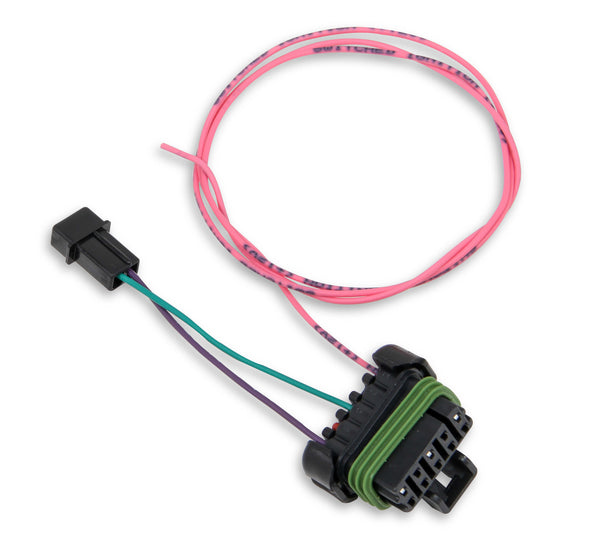 Holley Sniper EFI to Holley EFI Dual Sync Distributor Adapter Harness - Part# 558-493