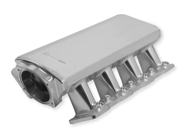 Holley Sniper EFI Low-Profile Sheet Metal Fabricated Intake Manifold - S3/L92 102mm - Part# 822111