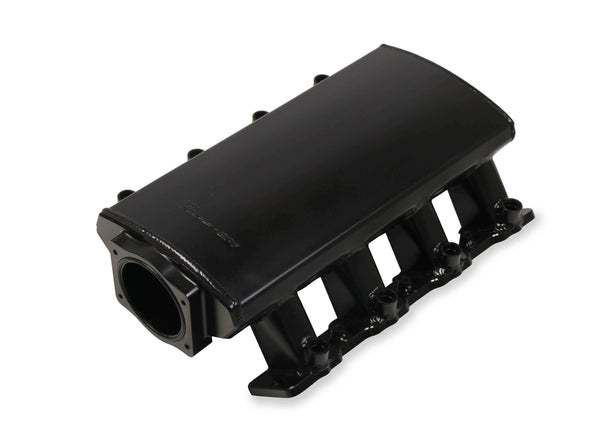 Holley Sniper EFI Low-Profile Sheet Metal Fabricated Intake Manifold - LS3/L92 92mm  - 822102-1