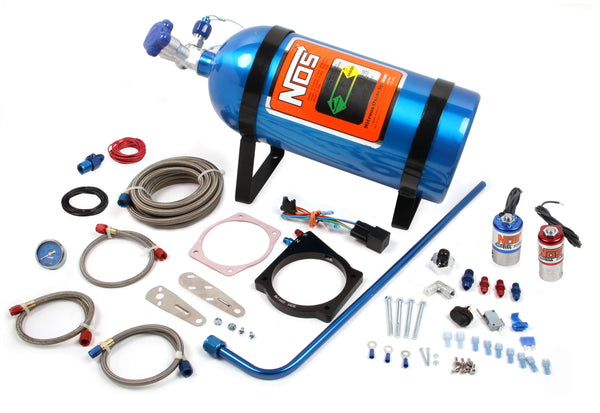 NOS Plate Wet Nitrous System - 1997-2012 GM LS - Part# 05163NOS