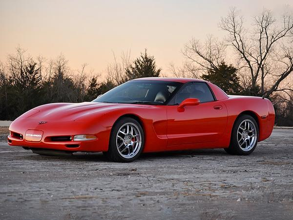 UPP Turbo Systems C5 Corvette Twin Turbo Kit