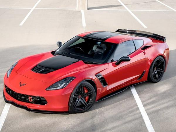 UPP Turbo Sytems C7 Corvette Twin Turbo Kit