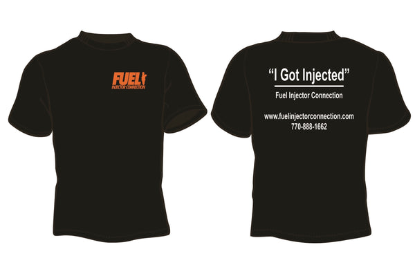 I Got Injected Shirt- Large