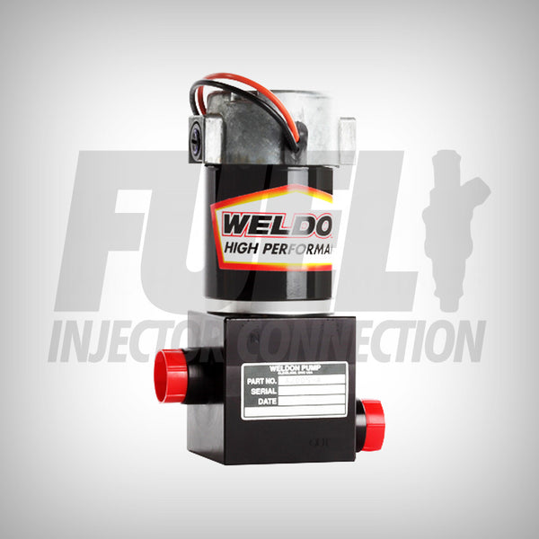 A2005-A (-8 Inlet & Outlet) - Fuel Injector Connection