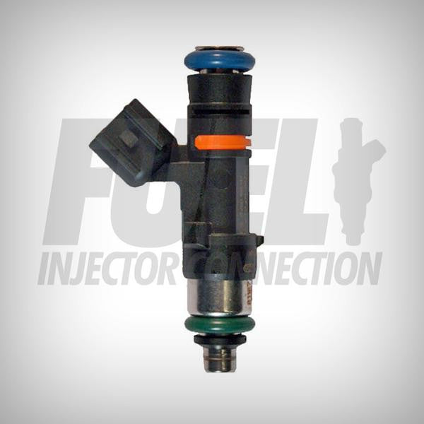 Ford Racing 47 LB/HR Fuel Injector Set M-9593-G302 - Fuel Injector Connection