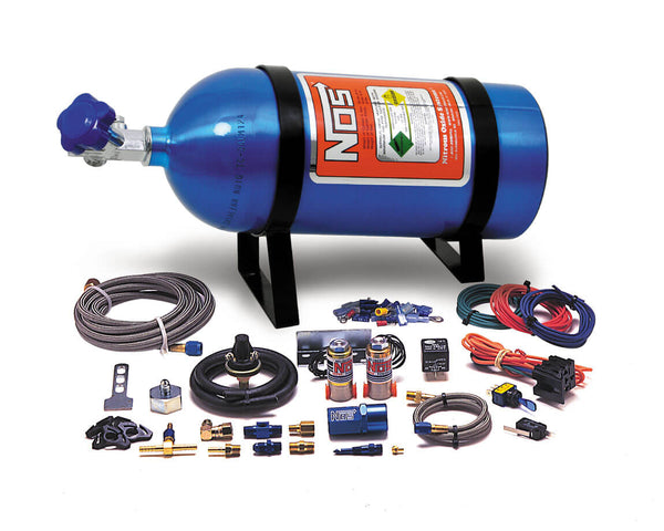 NOS Ford EFI Nitrous System - 86-95 Mustang - # 05115NOS