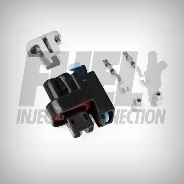 harness end delphi multec fuel injector connection. Black Bedroom Furniture Sets. Home Design Ideas