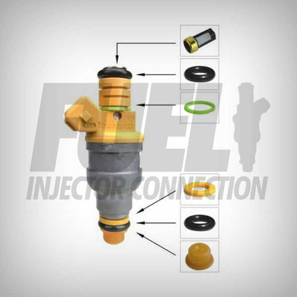 Bosch Rebuild Kit - Fuel Injector Connection