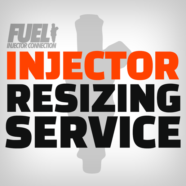 GT500 Injector Resizing - Up to 72 LB @ 3 Bar - Fuel Injector Connection