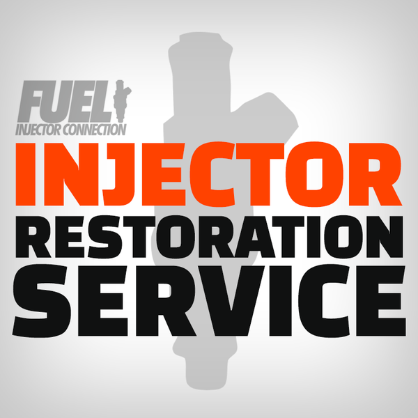 GM Throttle Body Injector Service - Fuel Injector Connection