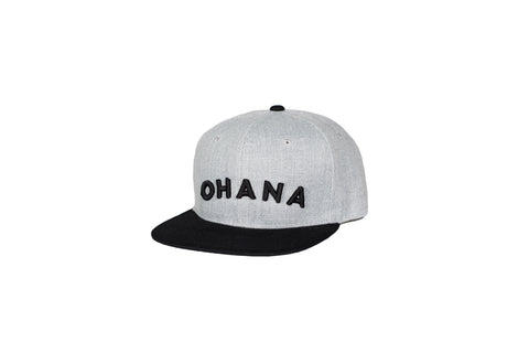 Ohana Snapback - Toddler/ Youth
