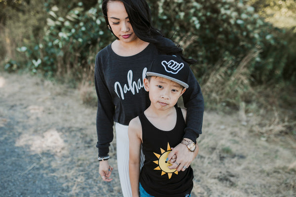 Shaka Snapback - Toddler/Youth