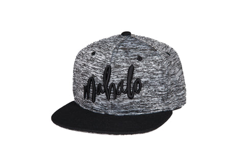 Mahalo Charcoal Heather Limited Edition Snapback - Adult