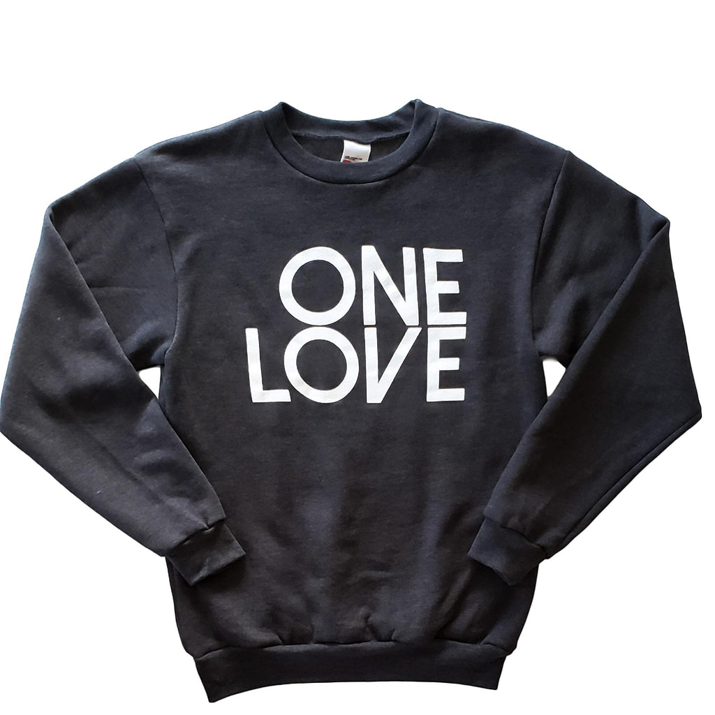 One Love Sweater - 2XL only