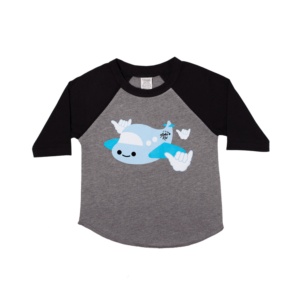 Airplane Raglan