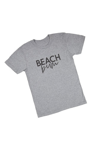Beach Bum adult tee