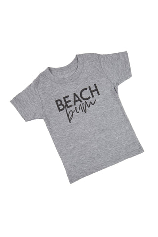 Beach Bum kids tee
