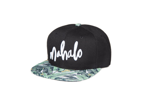 Mahalo Banana Leaf Snapback - Toddler/ Youth