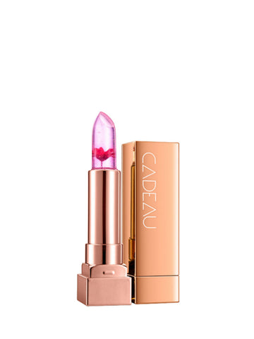 CADEAU Pure Flower Extract Lip Glow – GL01 Celosia