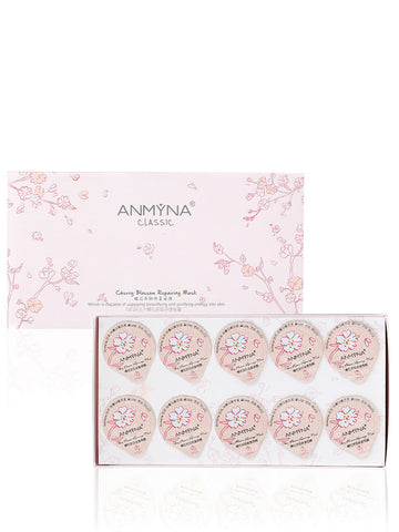 ANMYNA Cherry Blossom Repairing Mask - VixenQue