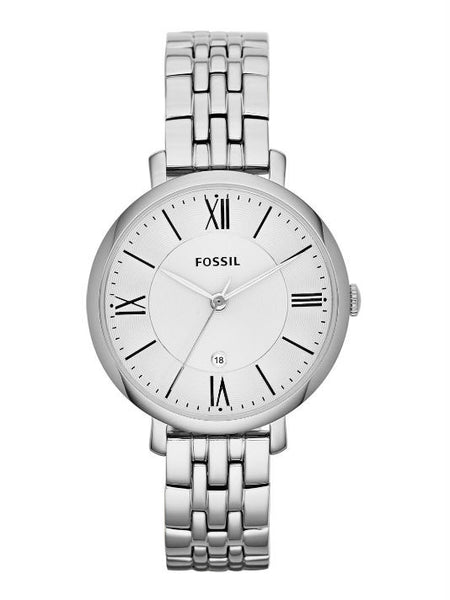 FOSSIL ES3433 Women's Jacqueline Stainless Steel Watch