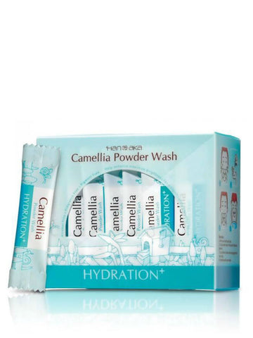 Hanaka Camellia Powder Wash 30packs - VixenQue