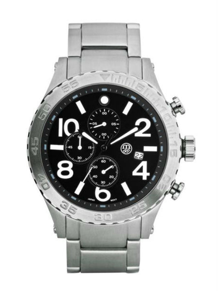 MASSA Firmation 03 Men's Watch - Silver - VixenQue - 1