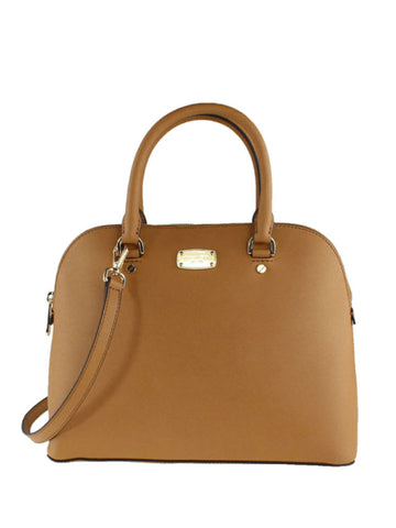 Michael Kors 35S6GCPS3L Cindy Large Dome Satchel - Acorn
