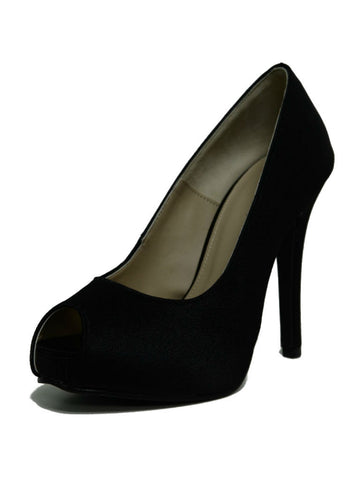 WINDY Hera Black Pumps - VixenQue