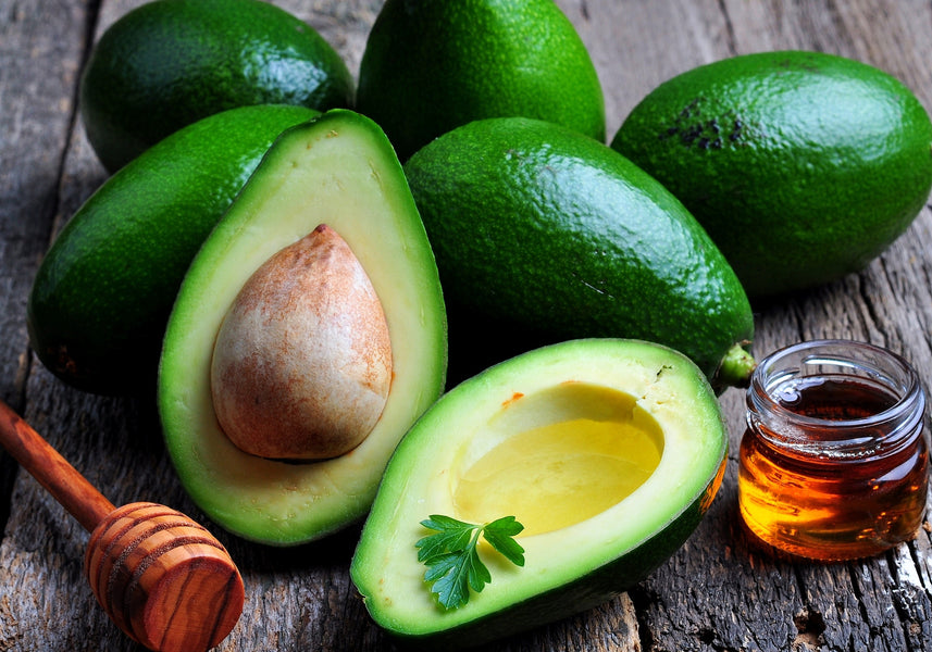 Easy DIY Avocado Honey Mask