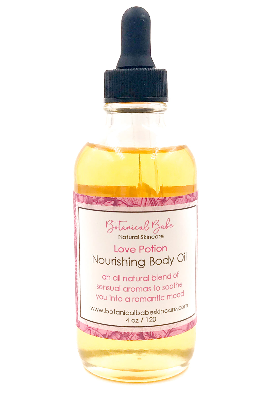 Love Potion Nourishing Body & Massage Oil