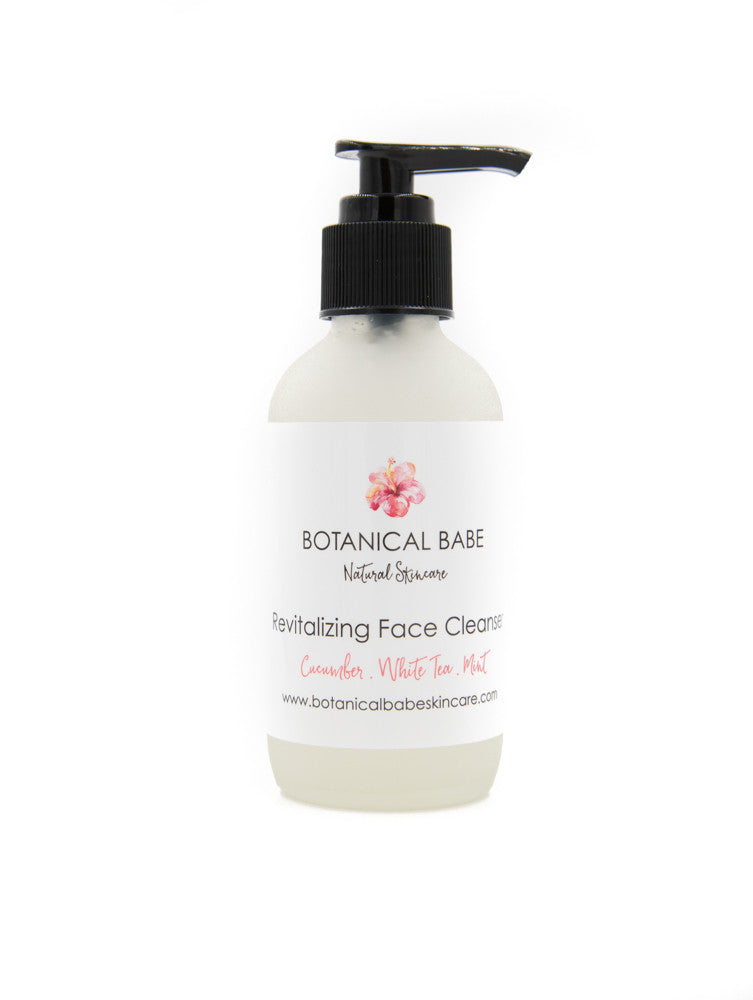 Revitalizing Face Cleanser