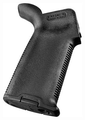 MAGPUL GRIP MOE PLUS AR-15 W/RUBBER OVERMOLDING BLACK