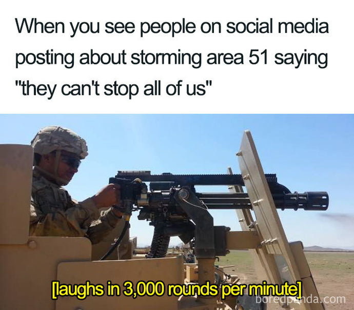 Why You Should Look Beyond the Memes About the Storming of Area 51